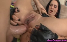 Hottie babe Ava Addams getting hot and horny