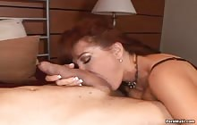 Mommy dear ass 2 S 1 with Dirty Harry and Sexy Vanessa