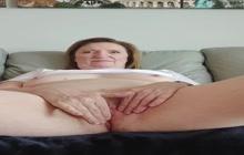 Five Fingers deep on webcam