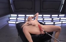 Cadence Lux squirting all over the place