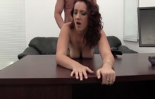 First time anal on the casting