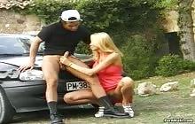 Blond Fickt Gut scene 05