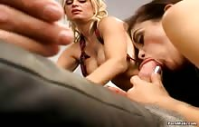 Brook Hunter Is Smokin' 2 S1 with Eva Lux and Don Hollywood