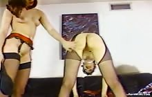 Spanked Vixens s3 with Katie and Georgia Gold