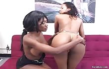 Girls Just Have Fun 2 s1 with Strokahontas and Nyomi Banxxx