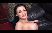 Sexy Aletta teases...