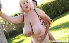 Outside bbw fucked not meaningful