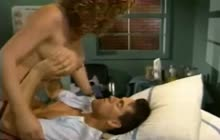 Busty Nurse Heals Her Patient