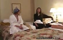 Maya - Analsex maid