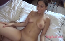 College girl get creampie for money