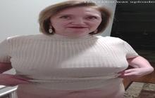 Like my tits?