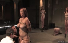 Slaves tormented at audition