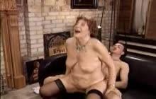 Granny likes fresh meat