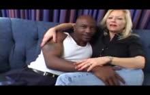 Exploited Moms - Pierced Pussy Interracial